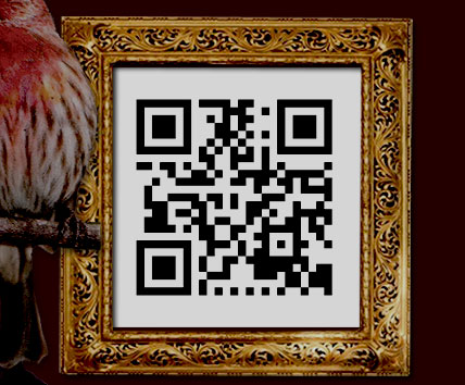 miyo Official Web Mobile - QR code